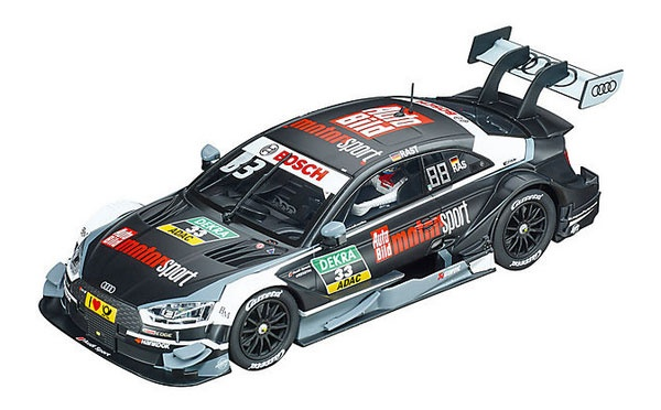 Carrera Digital 132 Audi RS 5 DTM R. Rast No. 33