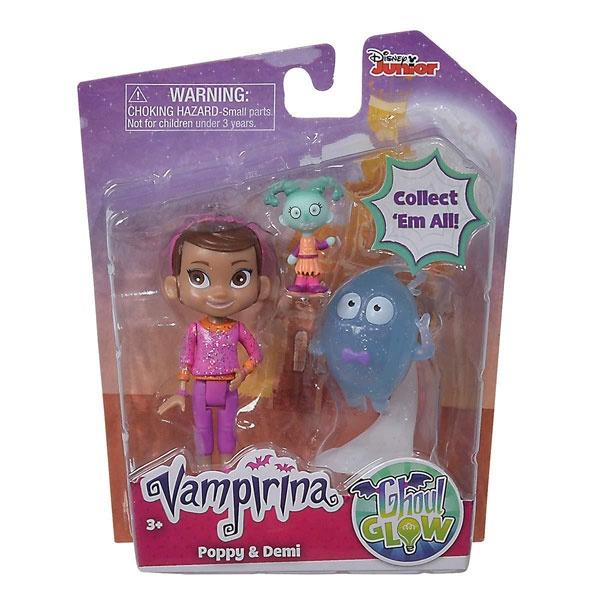 Vampirina Figurenset mit Poppy und Demi