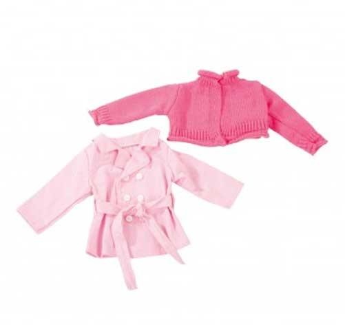 Götz Puppenkleidung Jacken-Set