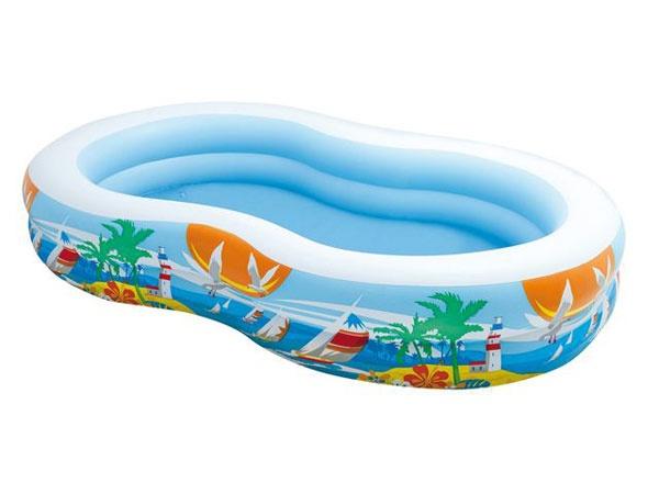 Pool 262x160x46 cm