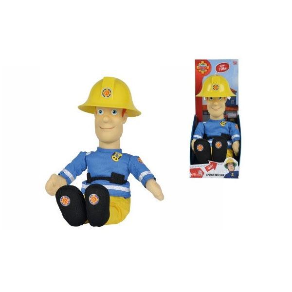 Feuerwehrmann Sam sprechende Figur