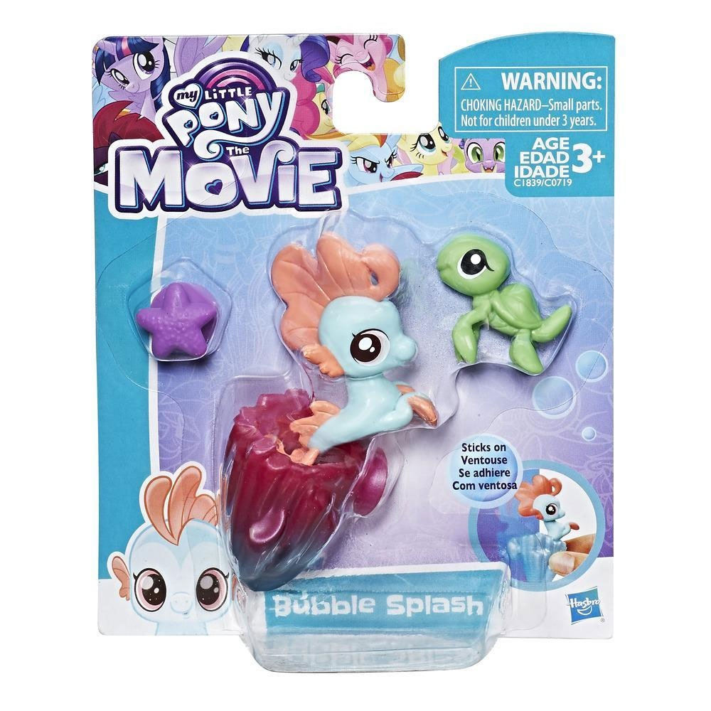 My little Pony Movie Seeponyfreunde Baby Bubble Splash
