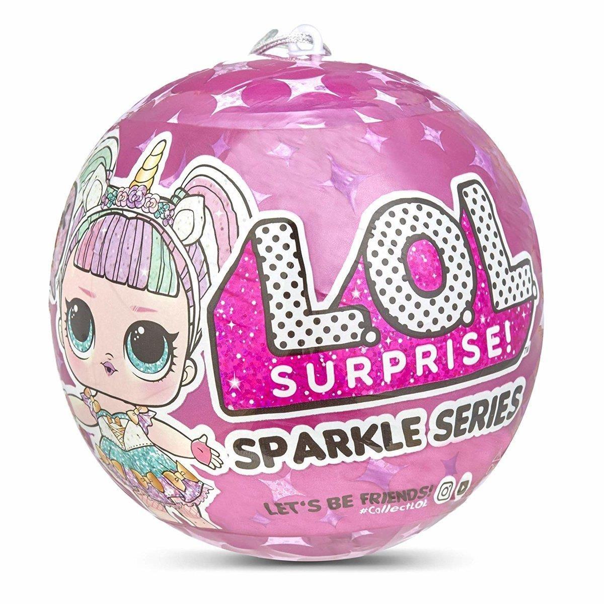 L.O.L Surprise Sparkle Serie LOL Puppe