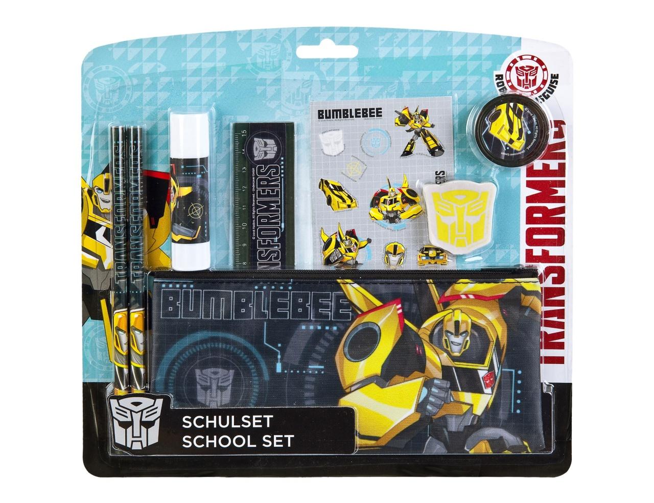 Transformers Schulset 8-tlg.