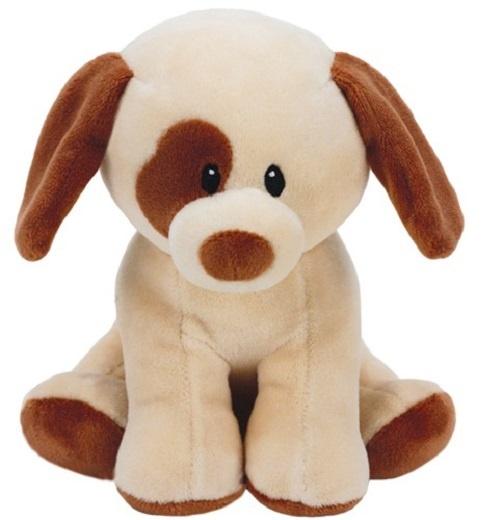 Ty Baby Linie Plüschtier Hund Bumpkin 17cm