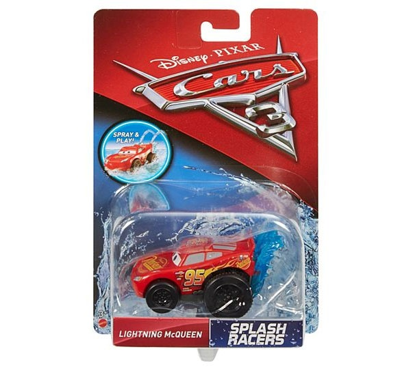 Cars3 Splash Racers Lightning McQueen