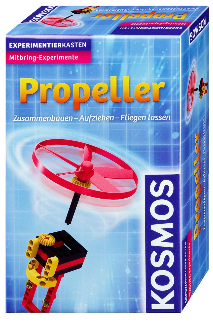 Mitbringexperimente Propeller von Kosmos