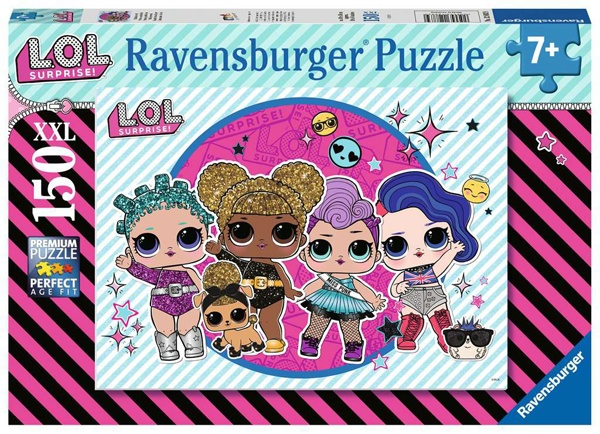 Ravenburger Puzzle LOL Surprise 150 Teile