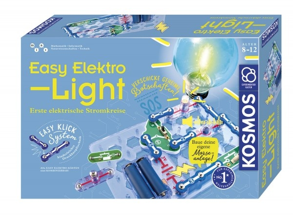 Experimentierkasten Easy Elektro - Light