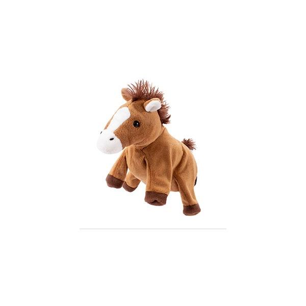 Handpuppe Pferd Horse