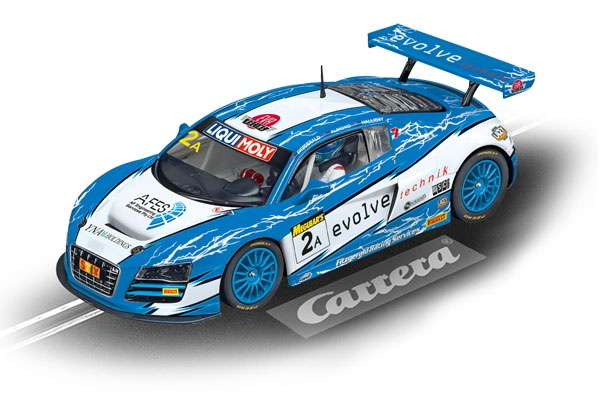 Carrera Digital 124 Audi R8 LMS Fitzgerald Racing No.2A