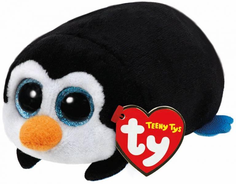 Teeny Tys Pinguin Pockets 10cm