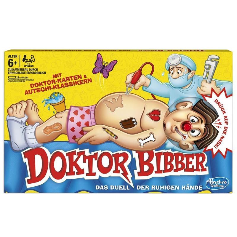 Doktor Bibber Kinderspiel