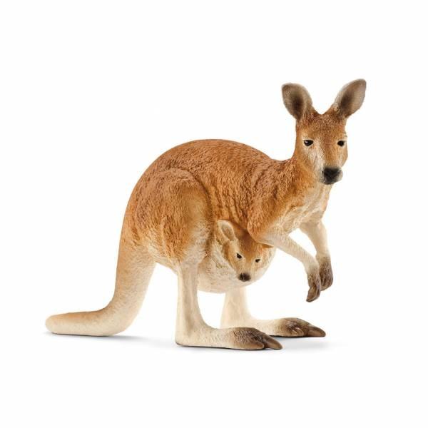 Schleich Wild Life Känguru 14756