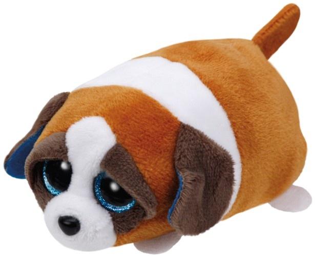 Teeny Tys Hund Gypsy braun/weiß 10cm
