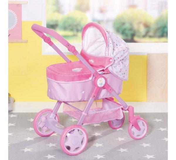 Zapf Baby Born 6 in 1 Puppenwagen
