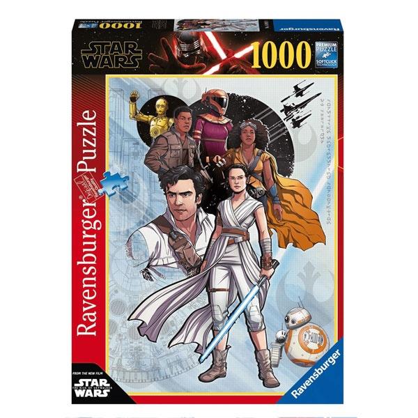 Ravensburger Puzzle Der Aufstieg Skywalkers 2 1000 Teile