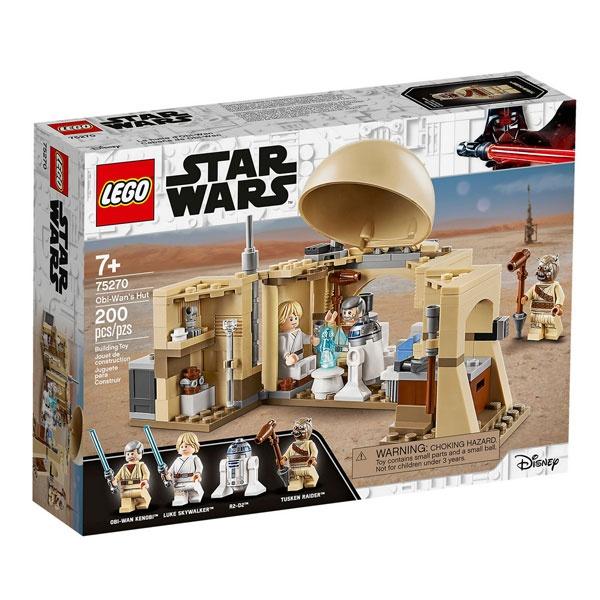 Lego Star Wars 75270 Obi-Wans Hütte