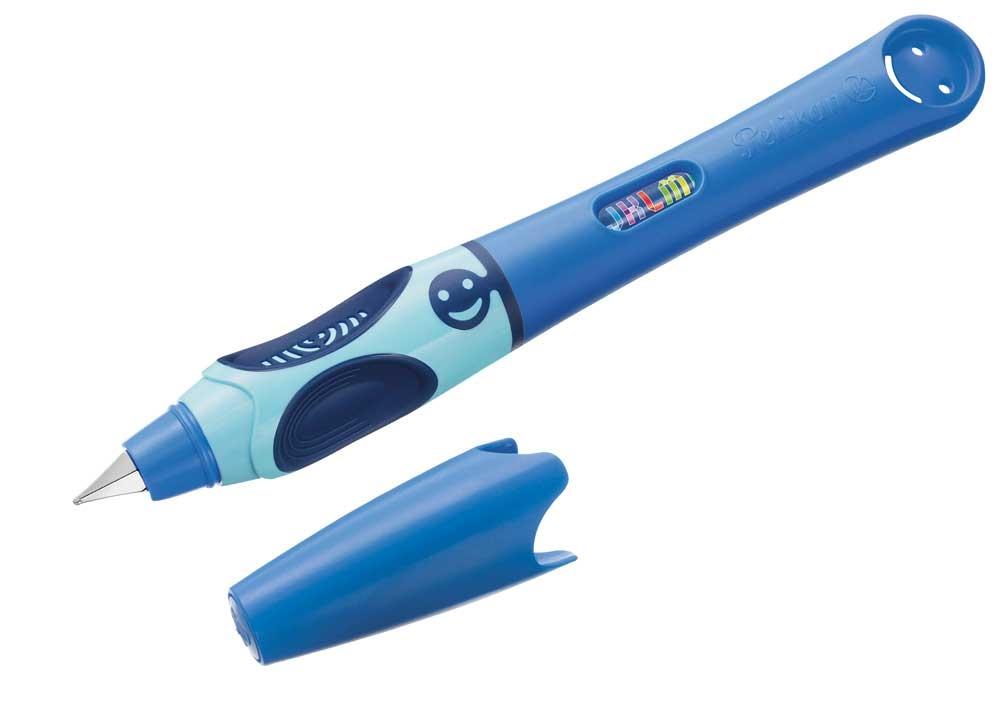 Pelikan griffix Füller blau links