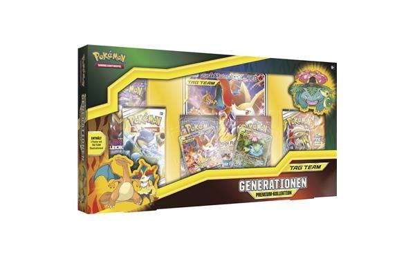 Pokemon Premium Kollektion Tag Team