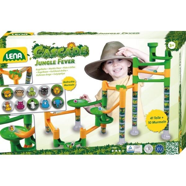 Kugelbahn Jungle Fever