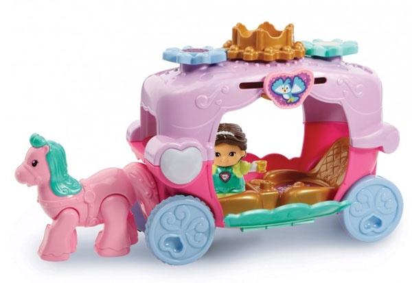 vtech Kleine Entdeckerbande - Prinzessinnen-Kutsche