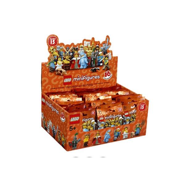 Lego Minifigur Serie 15