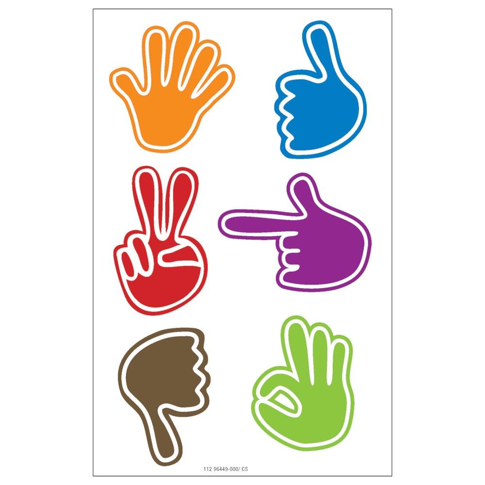 Etiketten Fingerzeichen