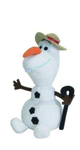 Disney Die Eiskönigin Schneemann Olaf Sommerolaf mit Hut