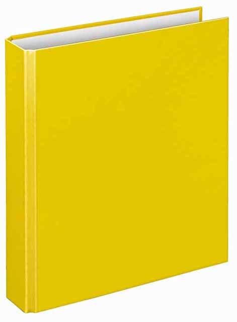 Veloflex Ringordner Basic A5 gelb 2 Ringe