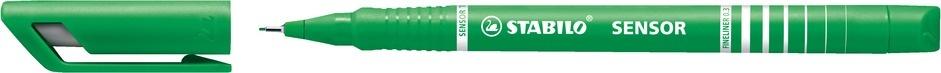 Stabilo Fineliner Sensor grün