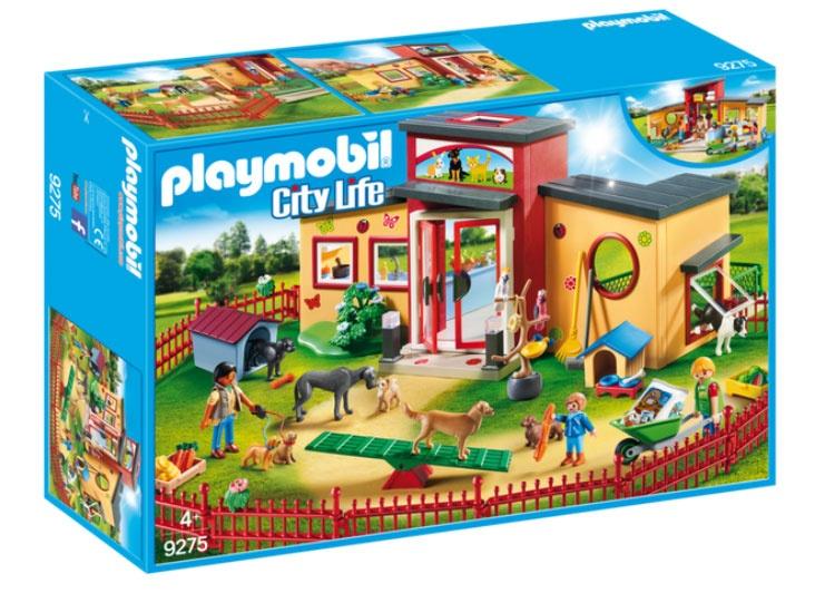 Playmobil 9275 City Life Tierhotel Pfötchen