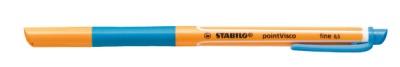Stabilo Gelschreiber pointVisco 0,5mm türkis