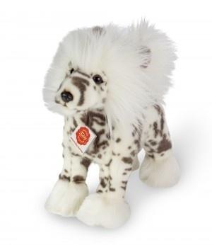 Teddy Hermann Plüschtier Schopfhund stehend 25 cm