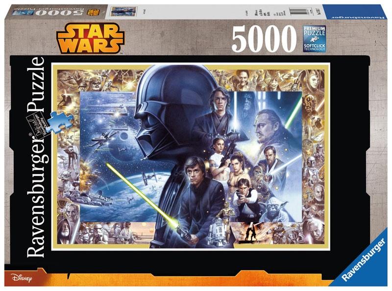 Ravensburger Puzzle Star Wars Saga XXL