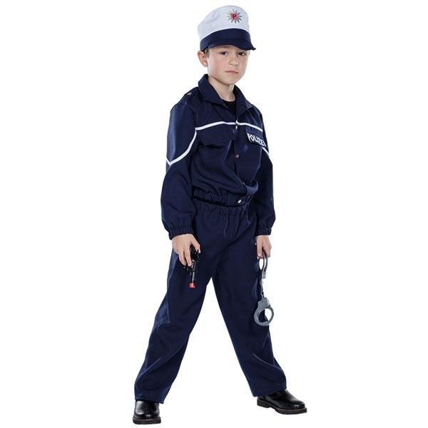 Kostüm Polizist 140