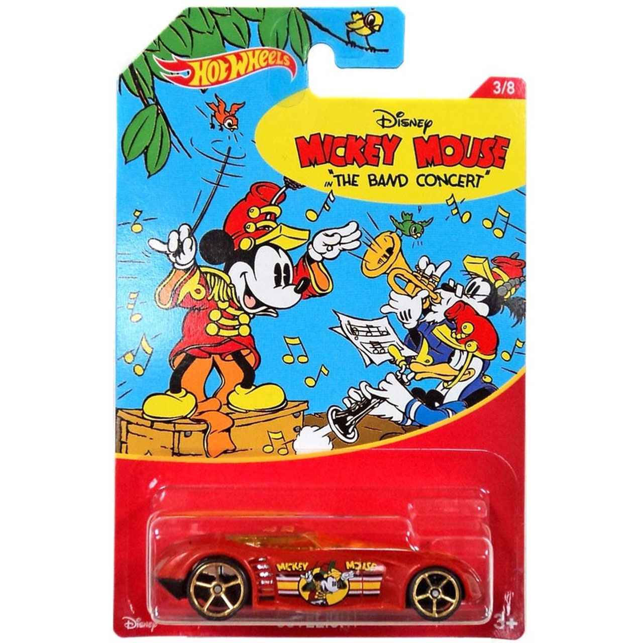 Hot Wheels Mickey Mouse