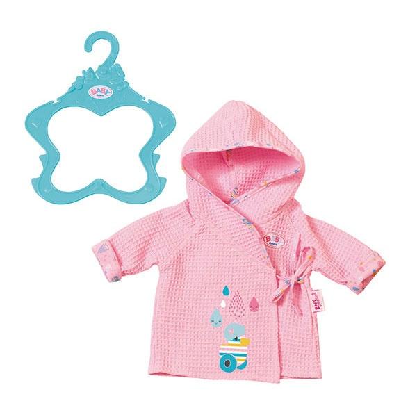 Baby Born Bademantel, rosa