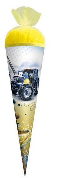 Roth Schultüte Traktor 22 cm