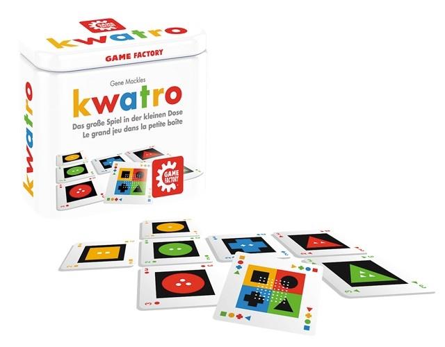 Kwatro Spiel