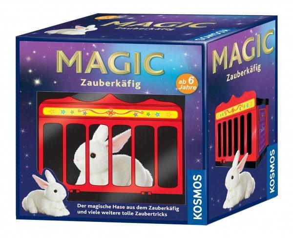 Magic Zauberkäfig Zauberkasten von Kosmos
