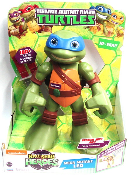 Turtles Mega Mutant Leo