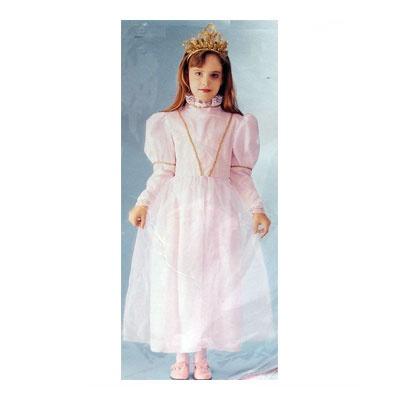 Kostüm Prinzessin S 4-7 Jahre