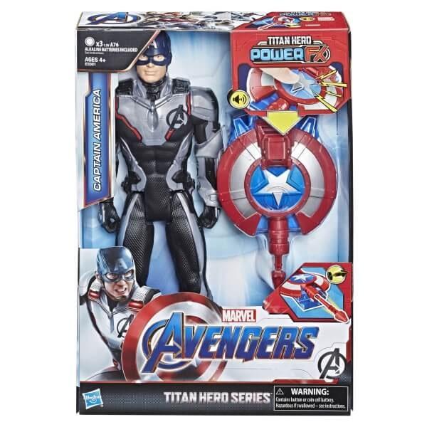 Marvel Avengers Titan Hero Power FX 2.0 Captain America