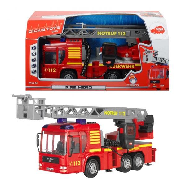 Fire Hero Feuerwehrauto
