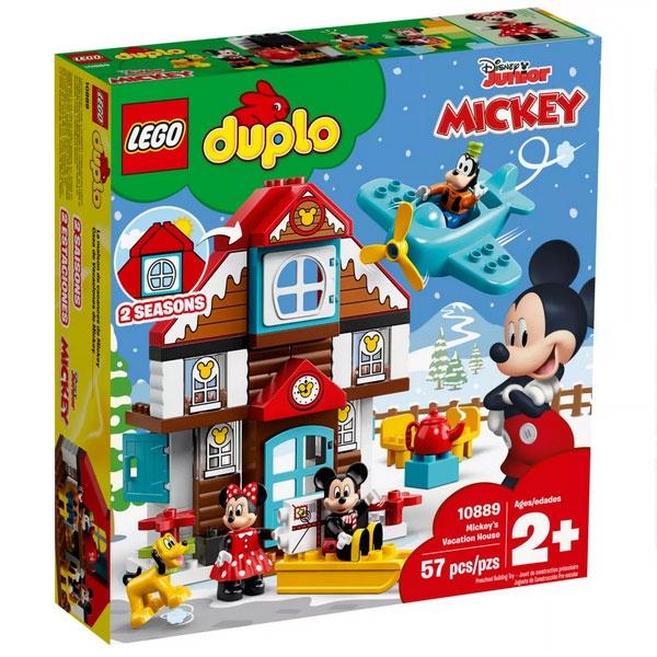 Lego Duplo 10889 Mickys Ferienhaus