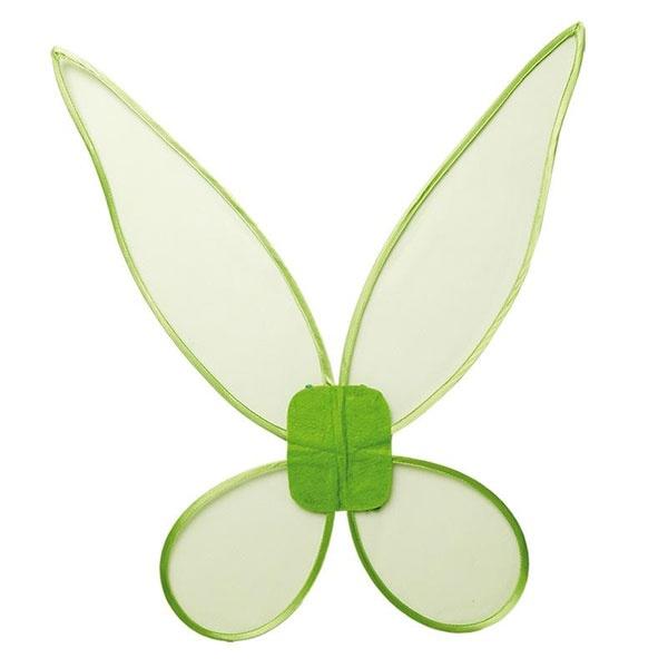 Kostüm-Zubehör Feenflügel grün