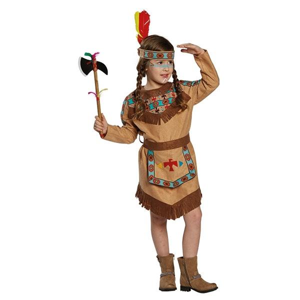 Kostüm Indianerin 152