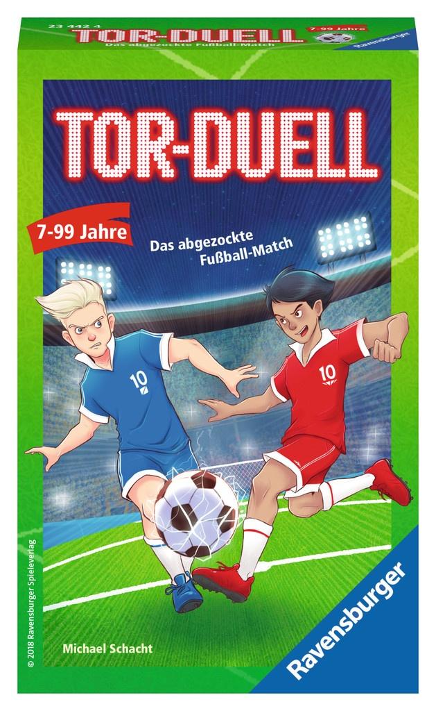 Ravensburger Mitbringspiel Tor-Duell