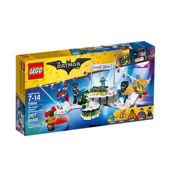 Lego Batman 70919 The Justice LeagueT Anniversary Party